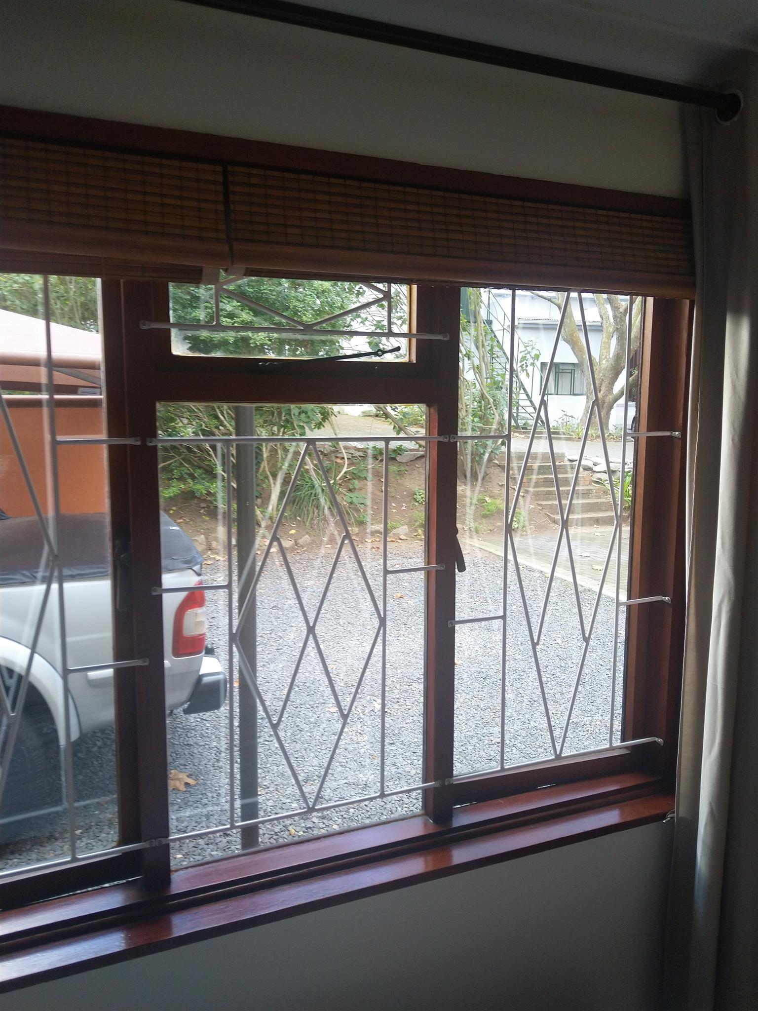 Window burglar bars for sale