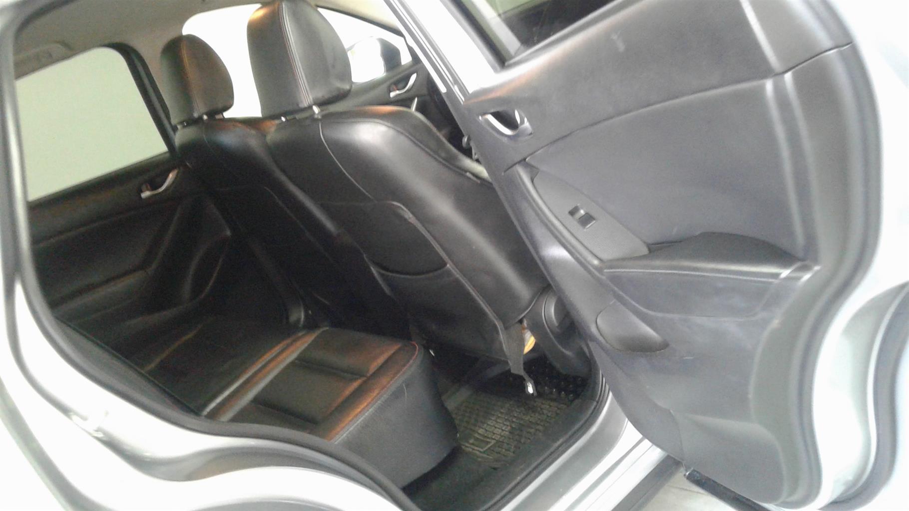 2014 Mazda CX-5 2.0 Dynamic auto