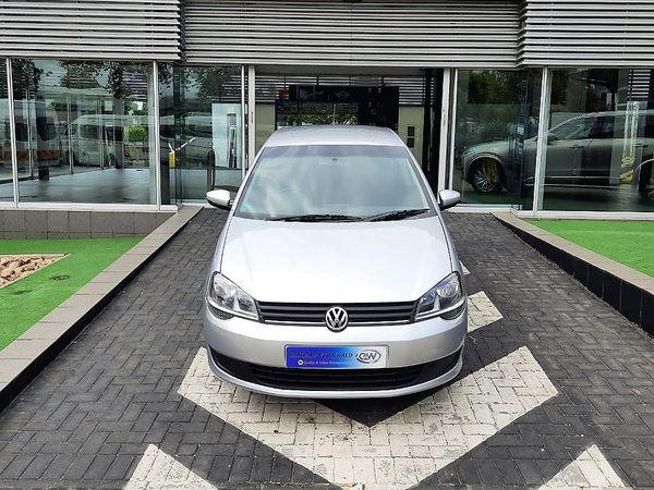 2017 VW Polo Vivo 5 door 1.4 Trendline