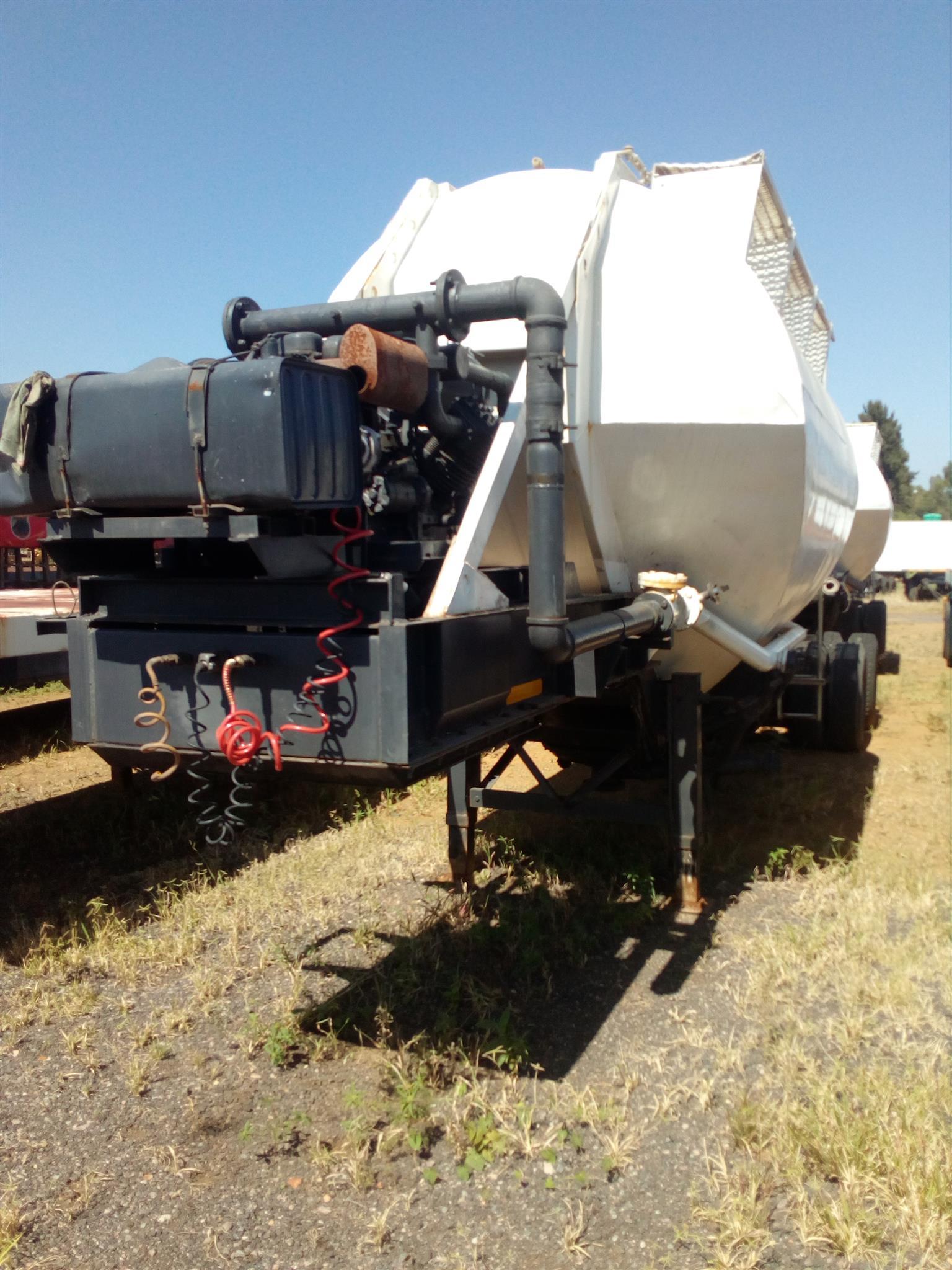 Dry Bulk Link Trailer