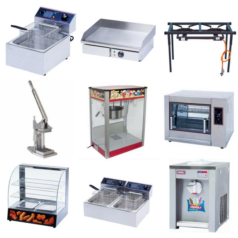 Commercial Catering Equipment, Baking Equipment, Butchery Equipment