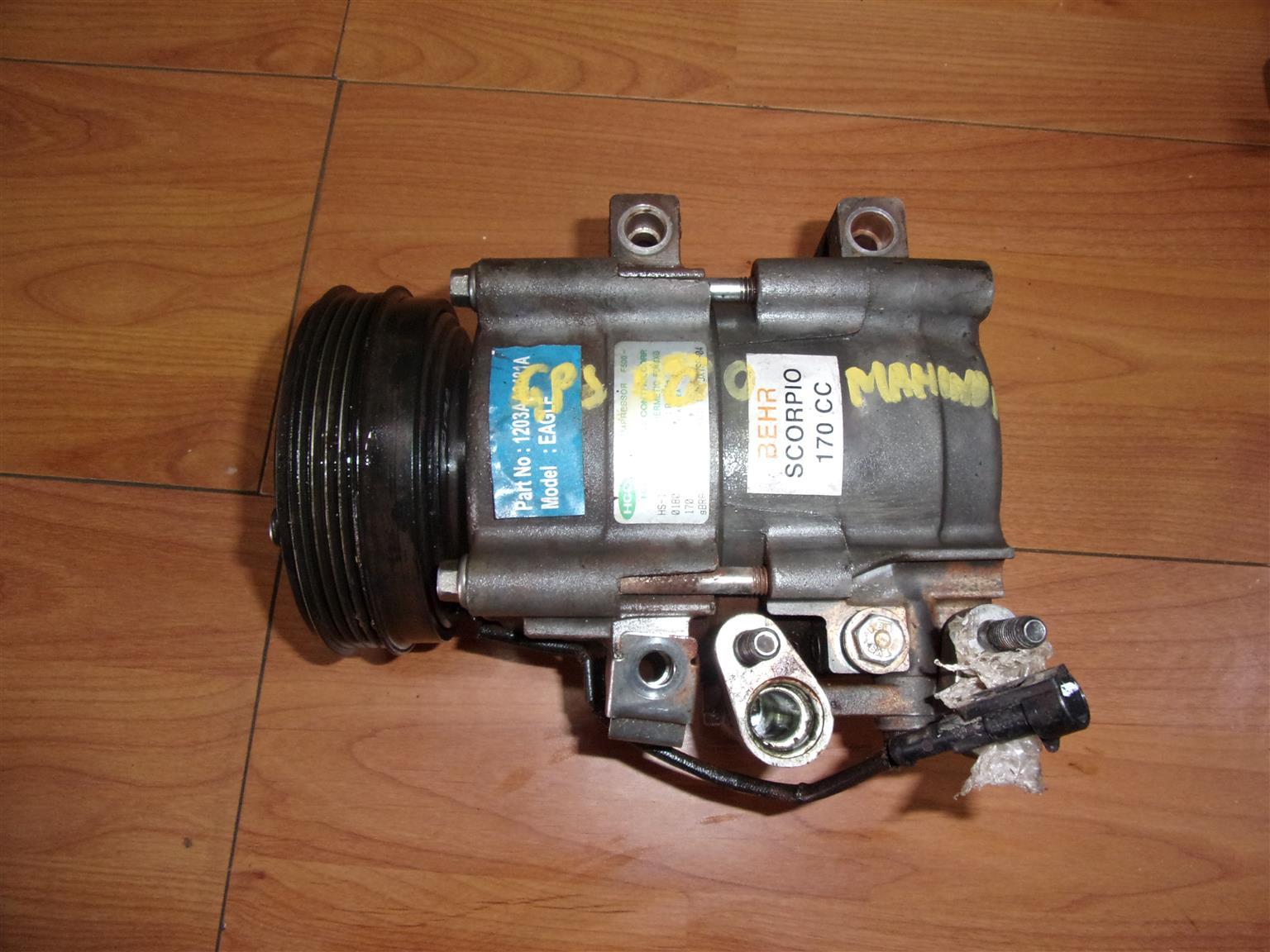 Mahindra Scorpio Aircon Pump for Sale