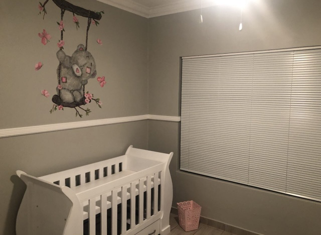 Baby cot and brand new bamboo mattress