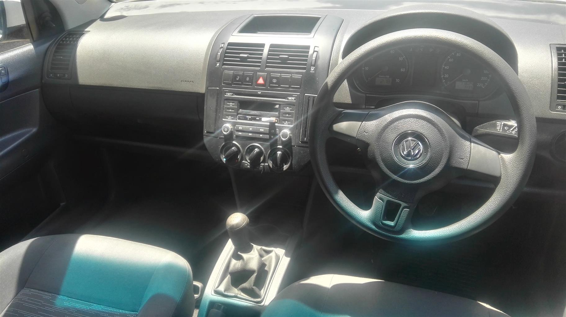 2016 VW Polo Vivo 5 door 1.4