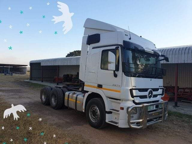 2014 Actross 2654 for sale