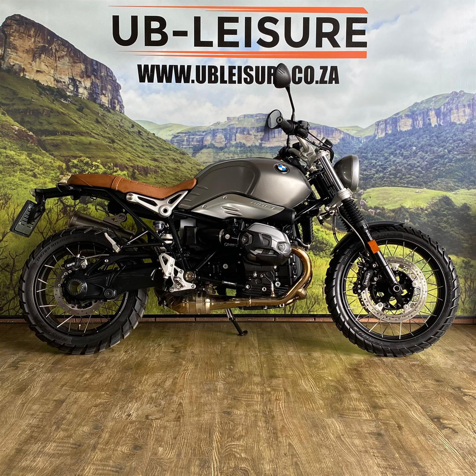 2017 BMW R NINE T | UB LEISURE