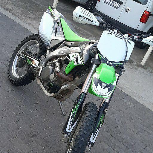 Kx450f