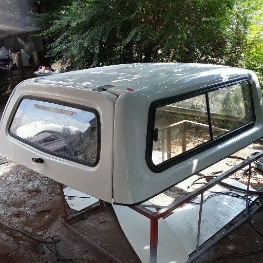 Toyota Hilux GD6 Canopy Legend 50