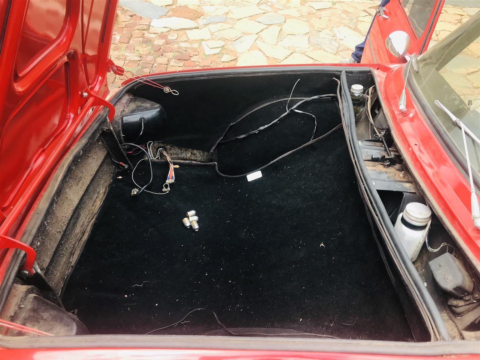 1969 Renault 8