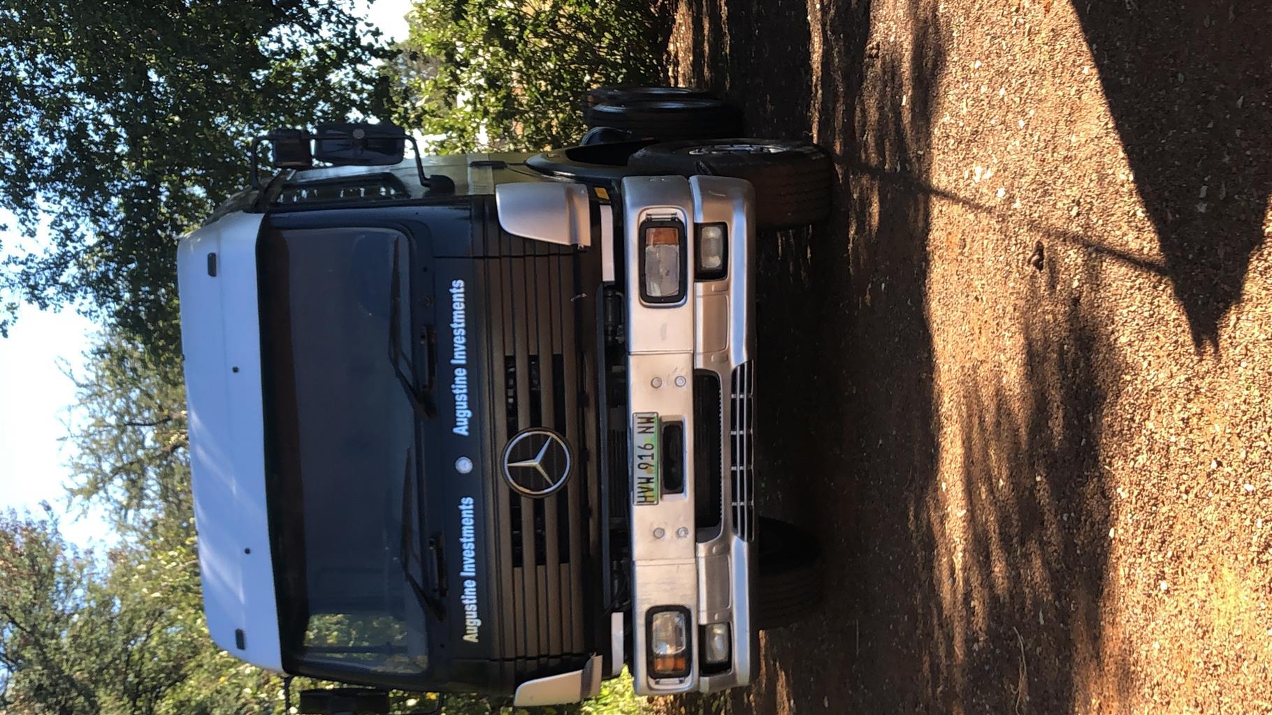 Mercedes Benz Powerliner 2644