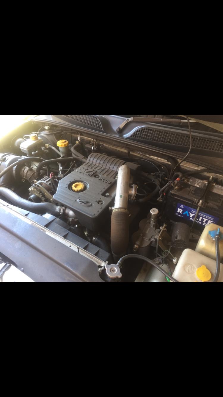 2005 Mahindra Scorpio 2.6 Turbo 4x4 7 seater