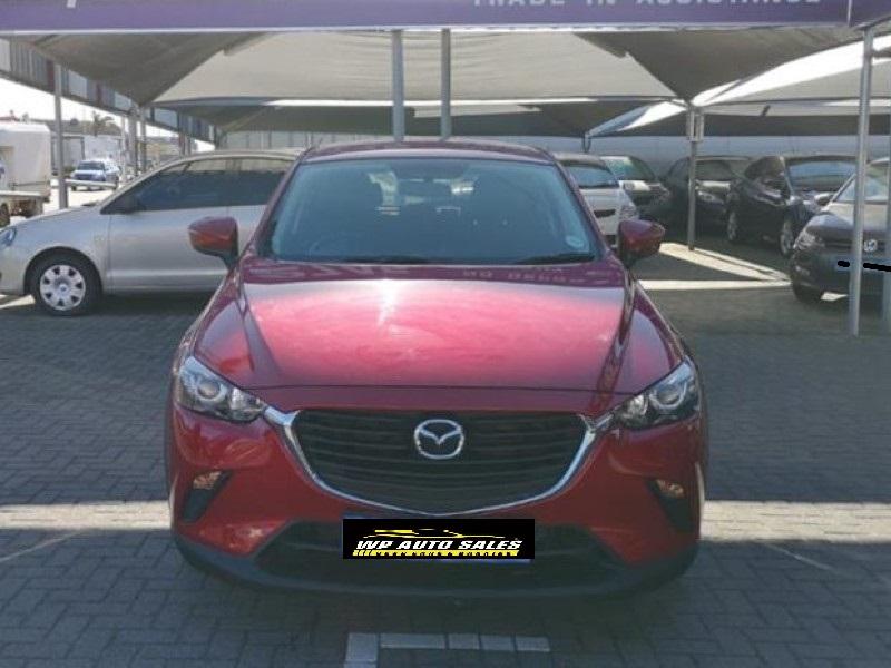 2018 Mazda CX-3 2.0 ACTIVE