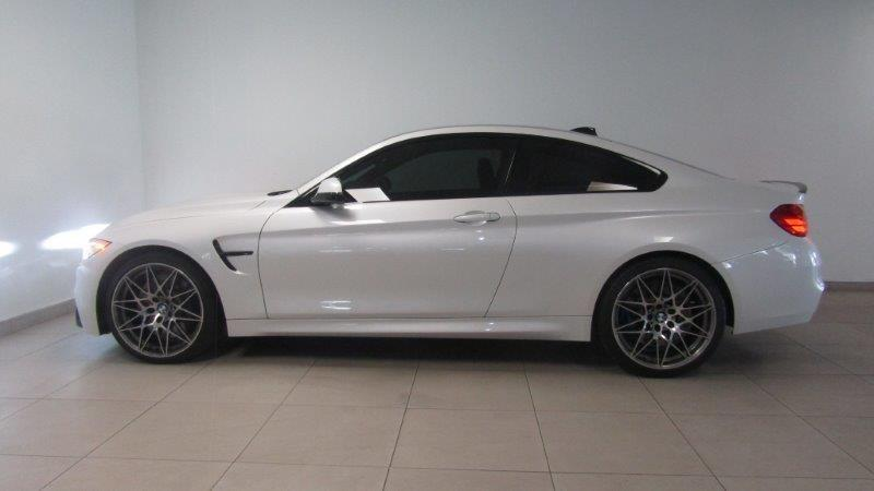 2017 BMW M4 coupe Competition