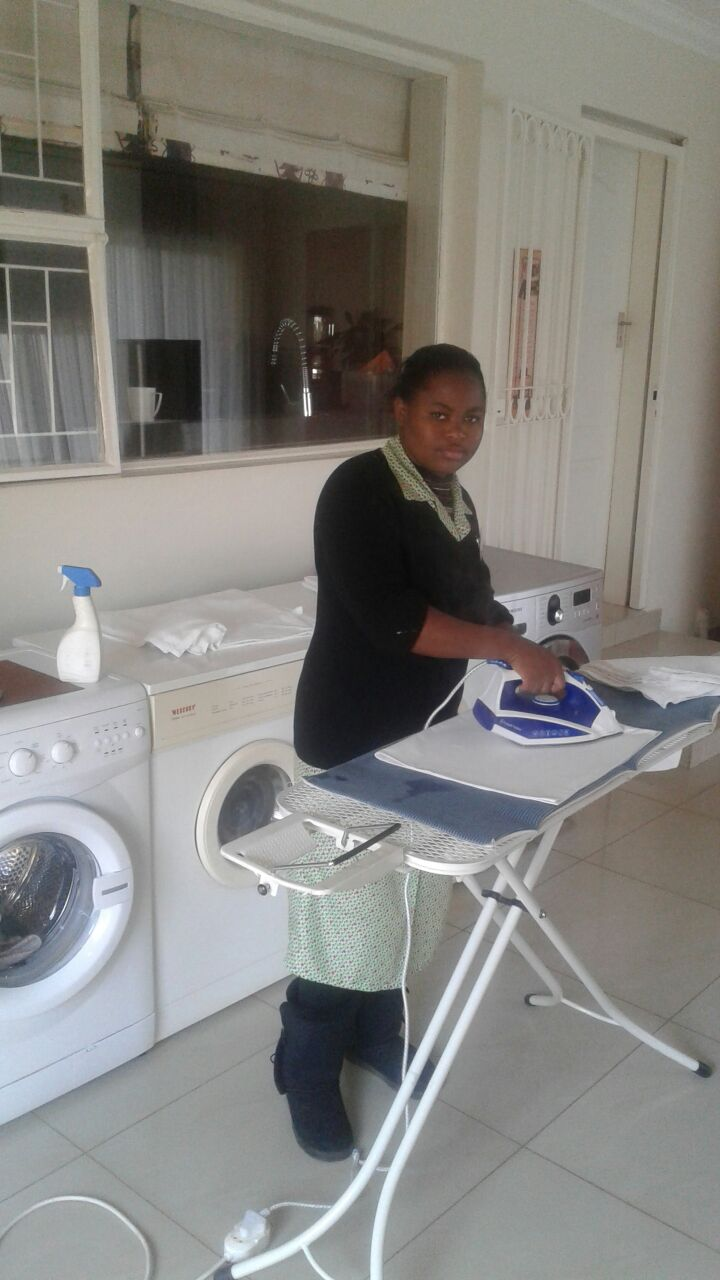 I'm looking for a job stay in or stay out Domestic worker