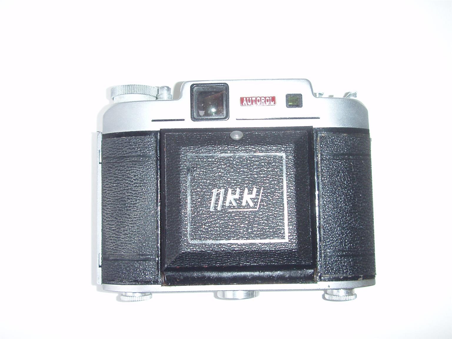 Vintage  Wester Autorol Spring Camera - No 114481