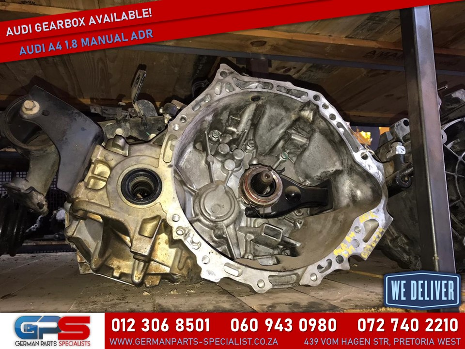 Audi A4 1.8 Manual ADR Used Gearbox