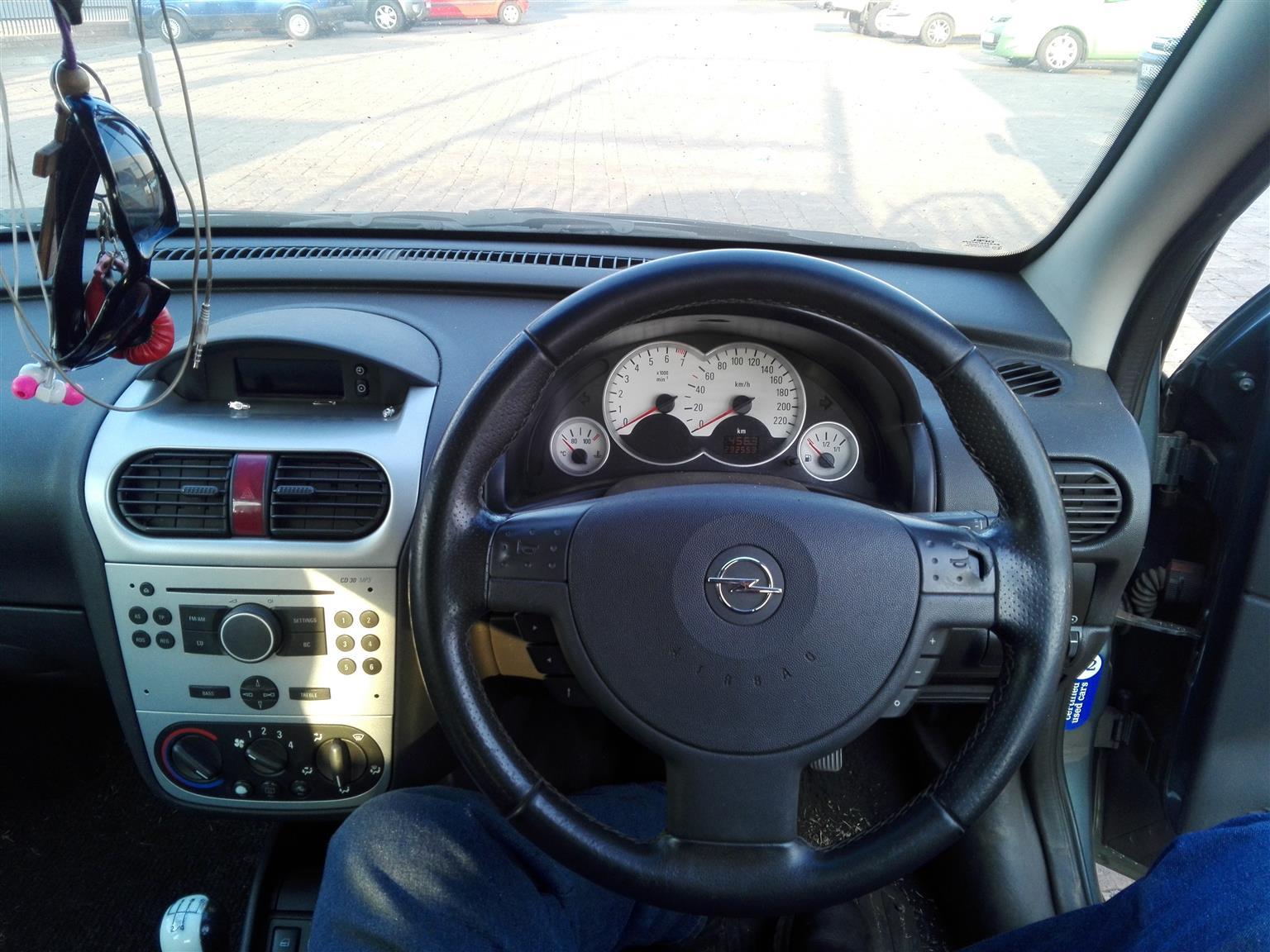 2007 Opel Corsa hatch 5-door CORSA 1.4 ENJOY A/T 5DR