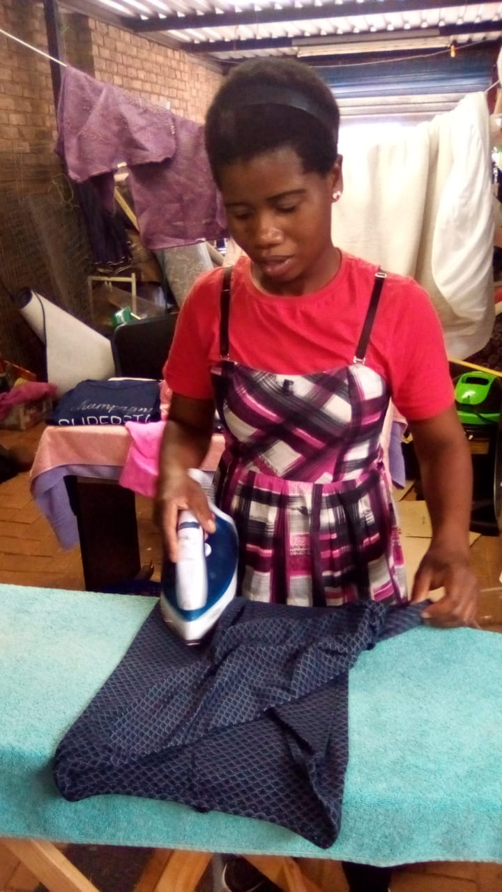 MALAWIAN DOMESTIC WORKER (Gloria)