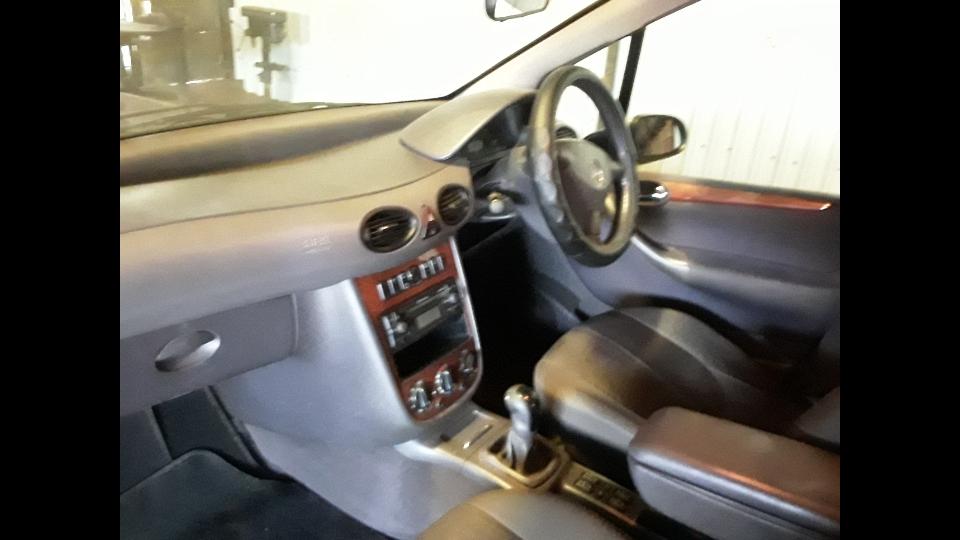 2004 Mercedes Benz 190
