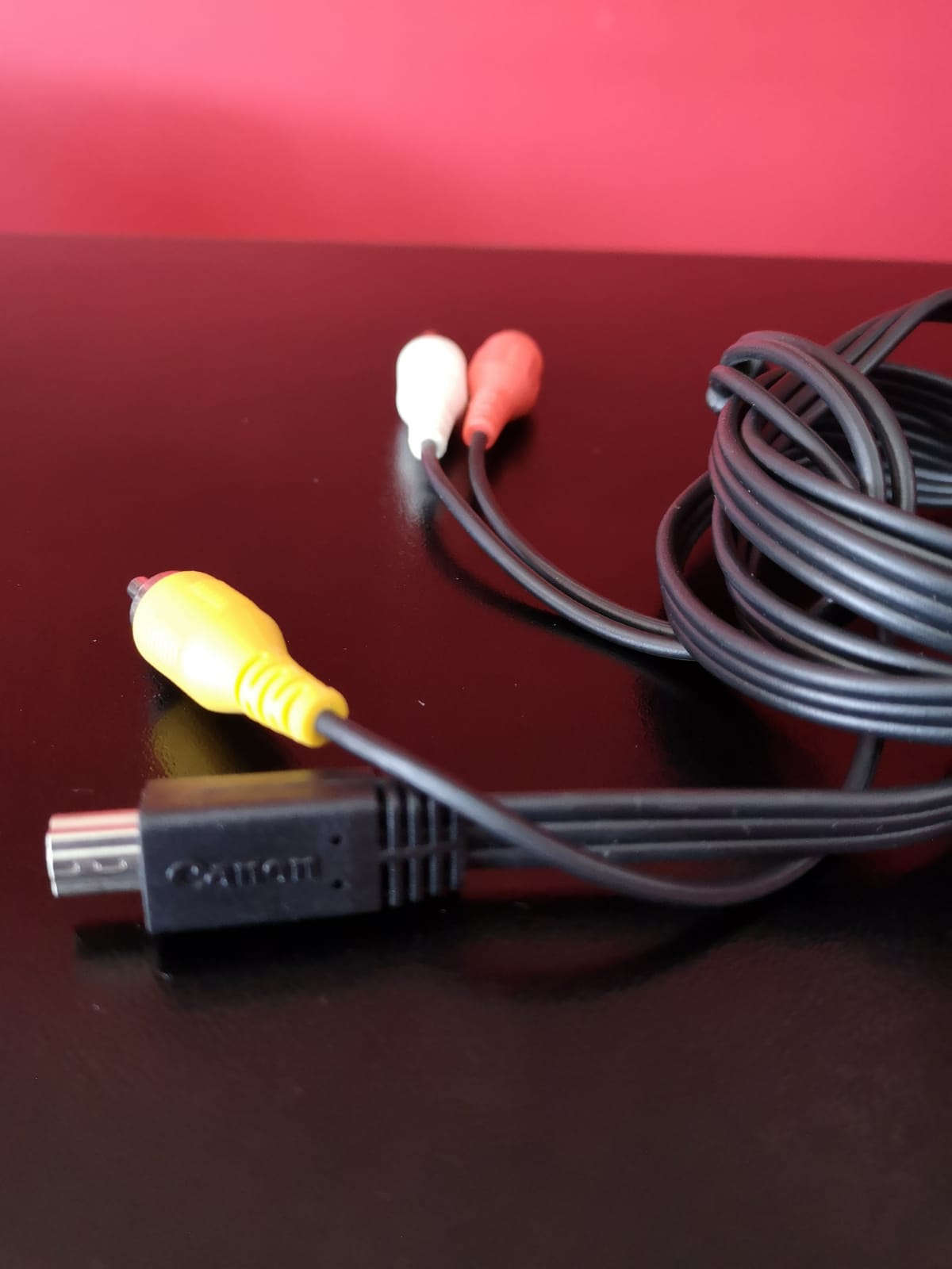 Canon mini usb avi cable