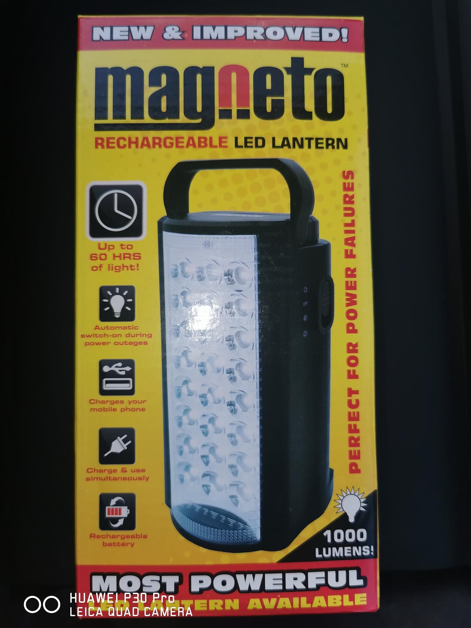 Rechargeable Mobile Led Lantern lights
