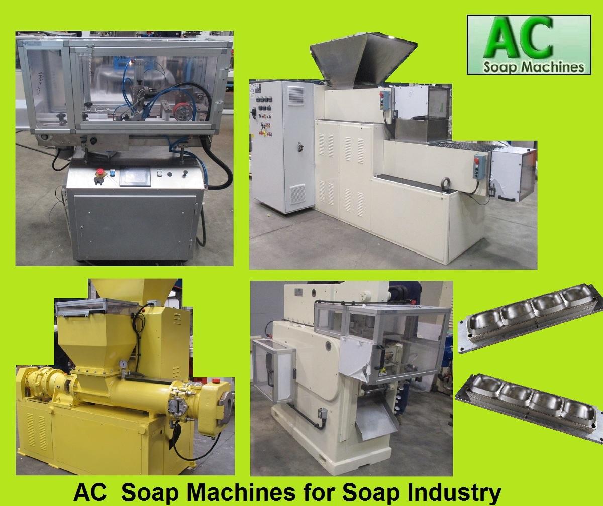 Soap Machines