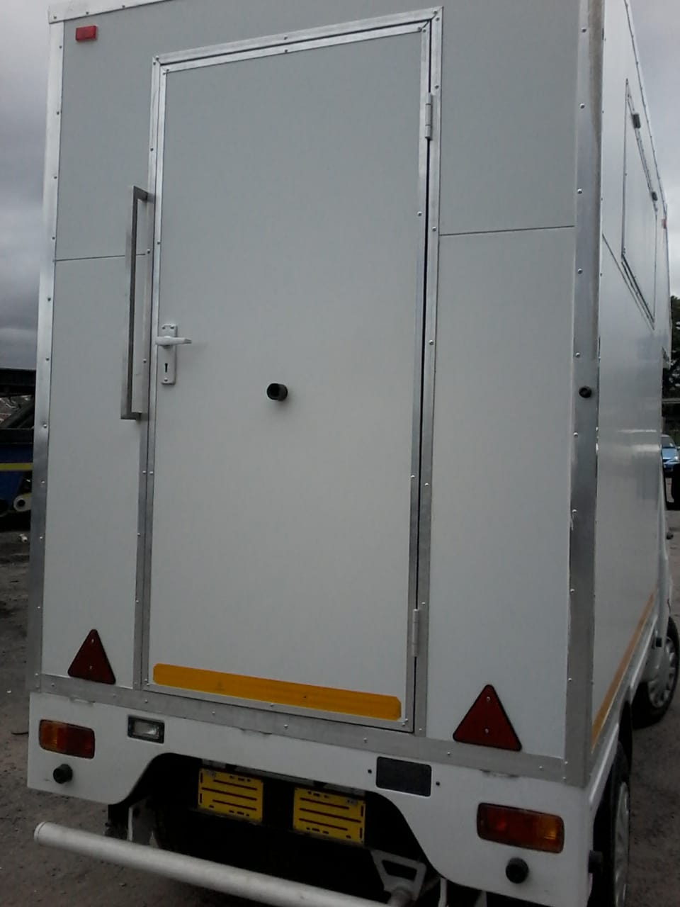 Mobile Coldroom/Kitchen/VIP Toilet/Food Warmer Trailer