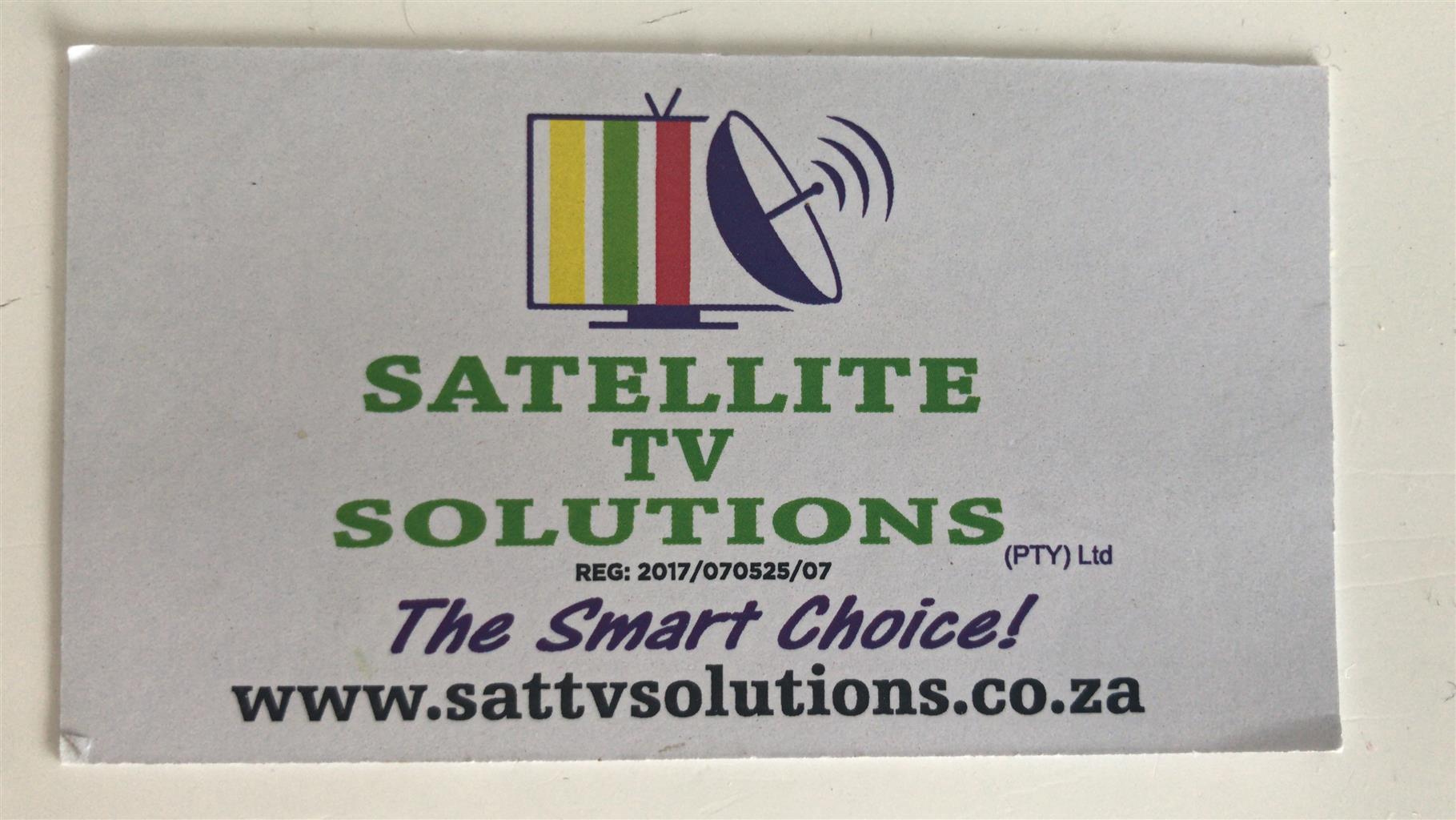 Satellite Tv Solutions