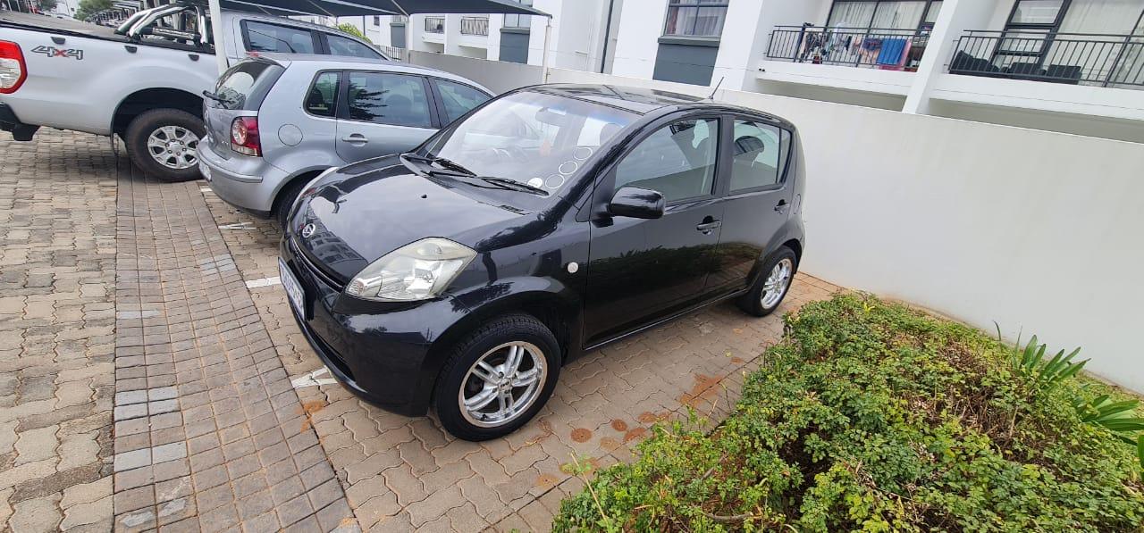 Daihatsu Sirion 2006 1.3 Auto