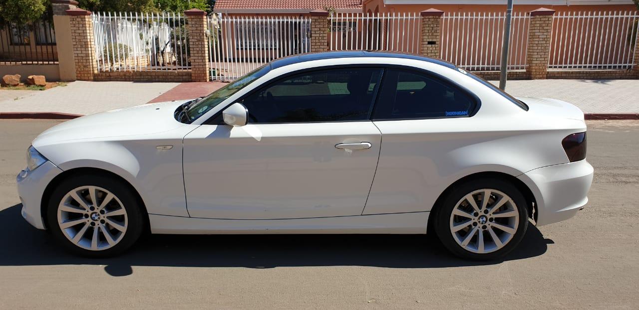 2011 BMW 1 Series 120d coupe auto