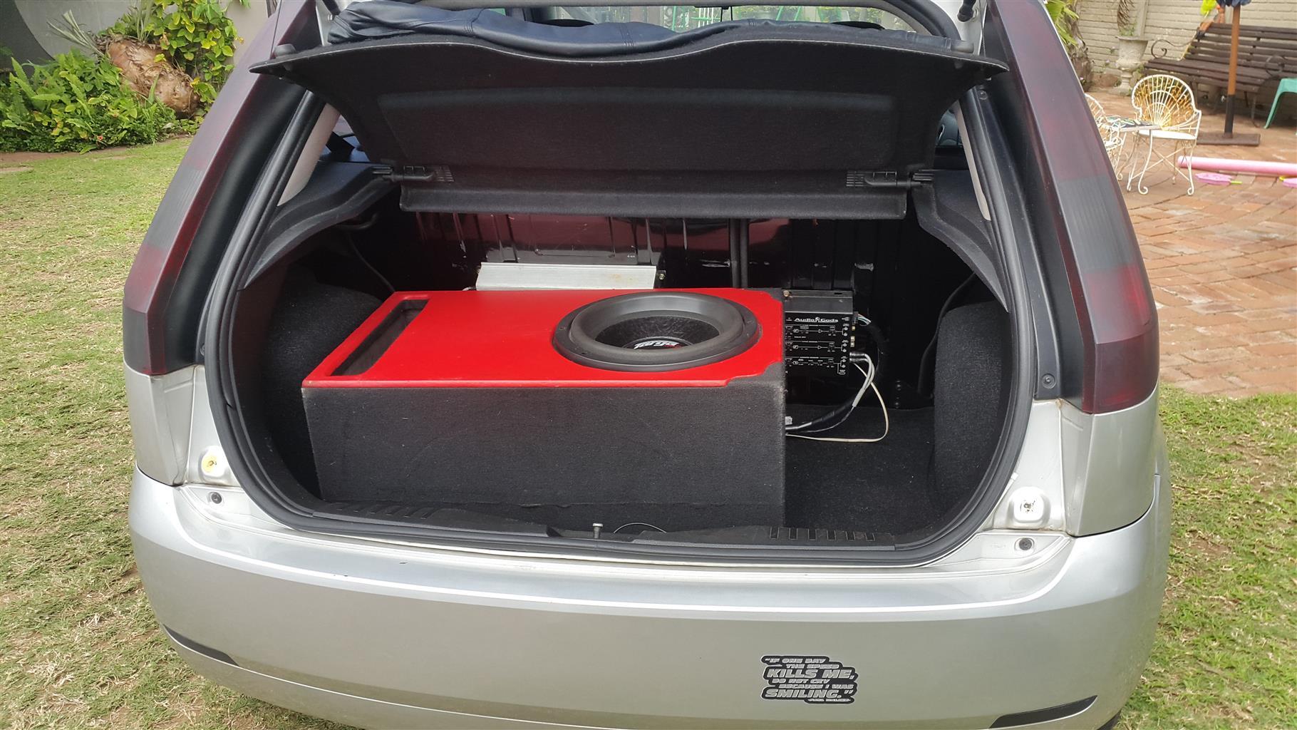 2004 Ford Fiesta 1.4i 3 door Trend