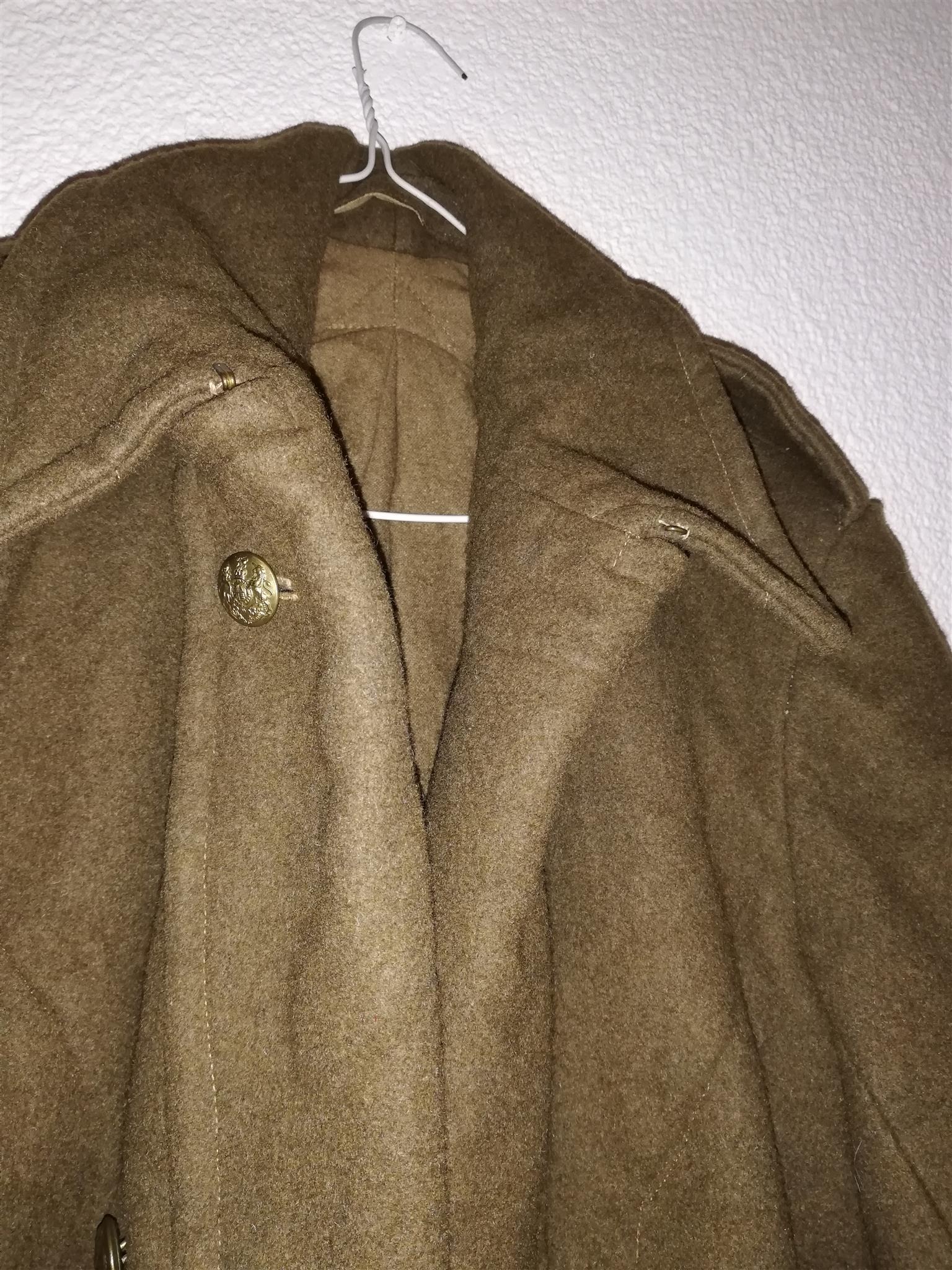 Collector Coats