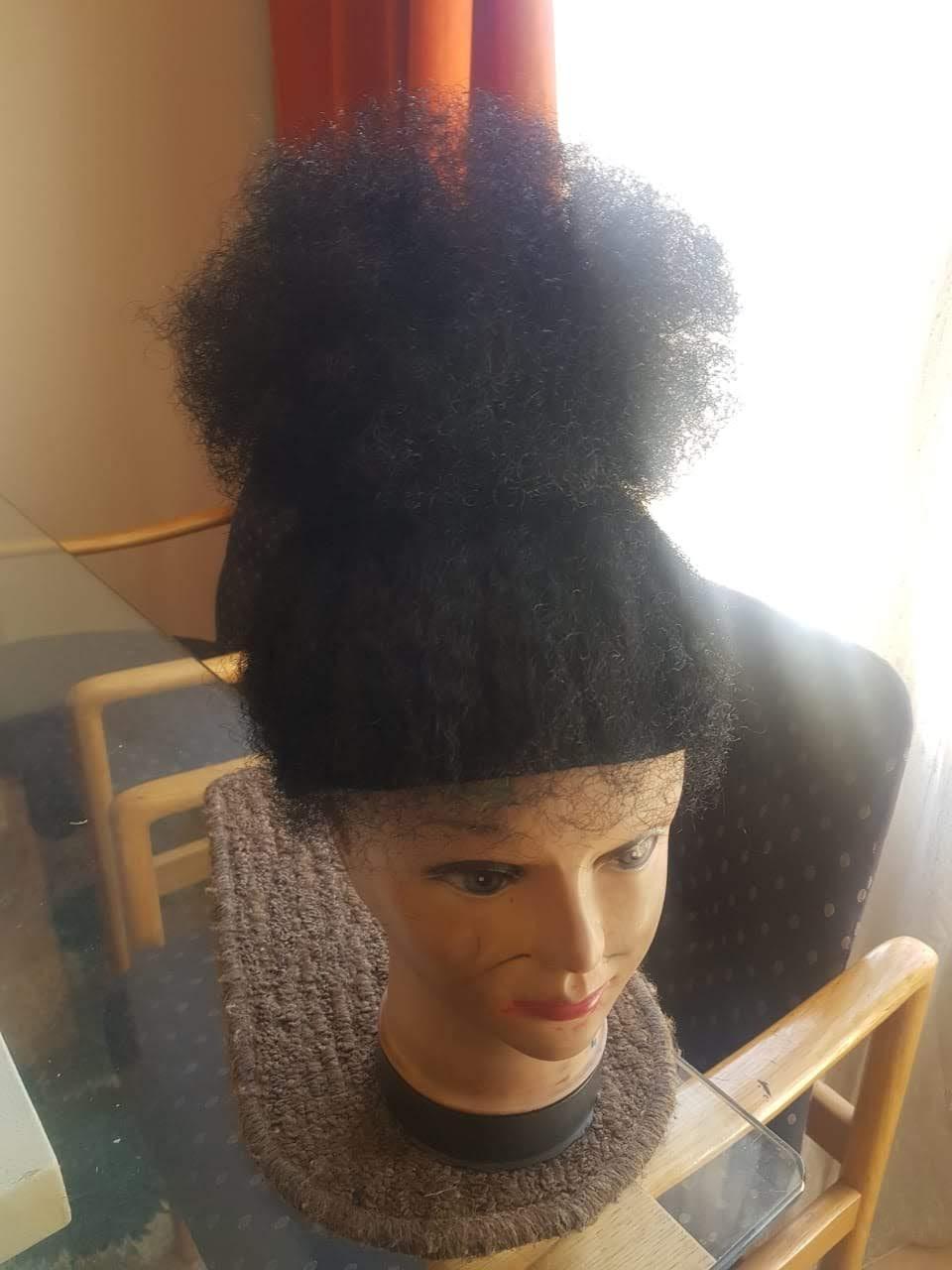 Unique wigs