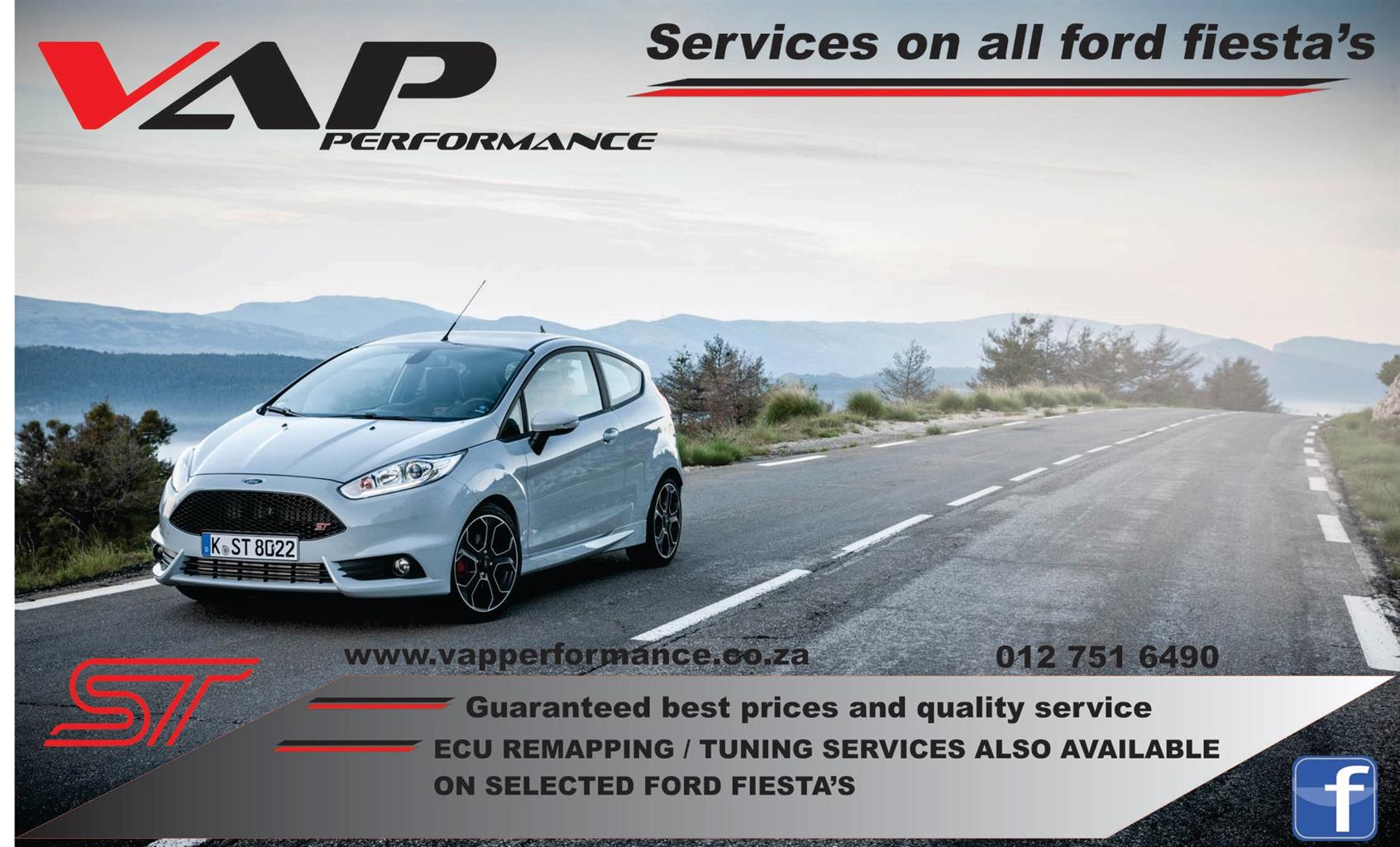 Ford Fiesta Services