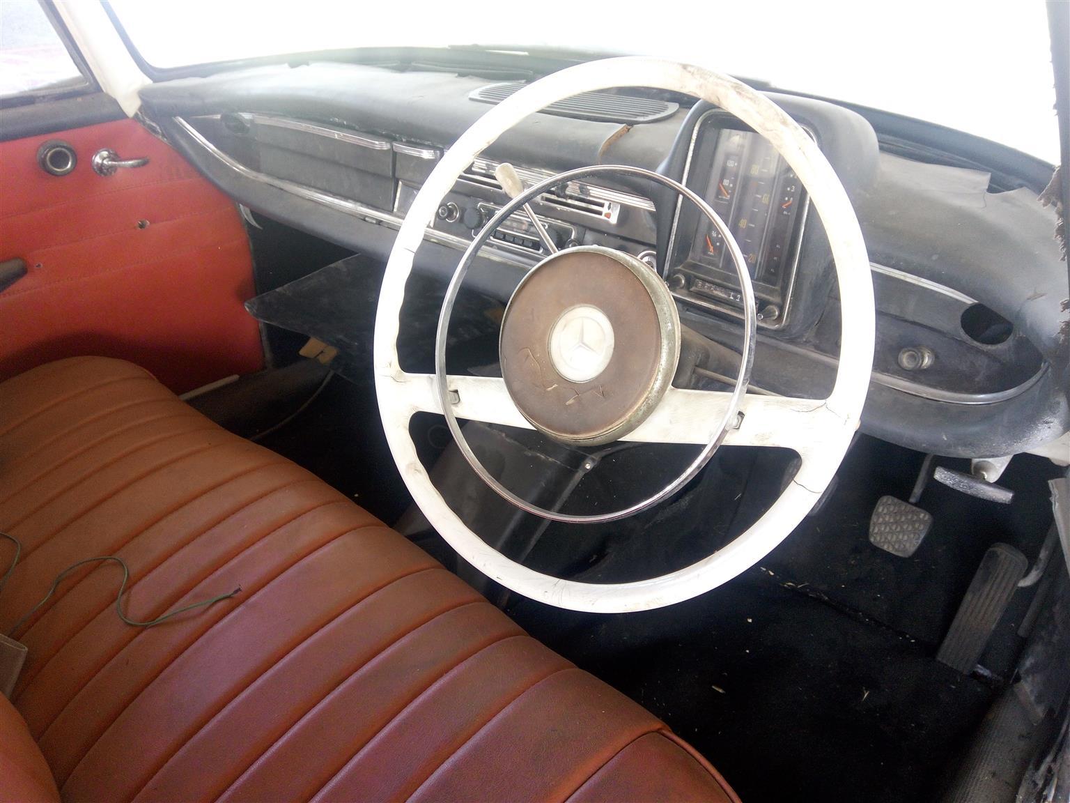 1974 Classic Cars Mercedes-Benz