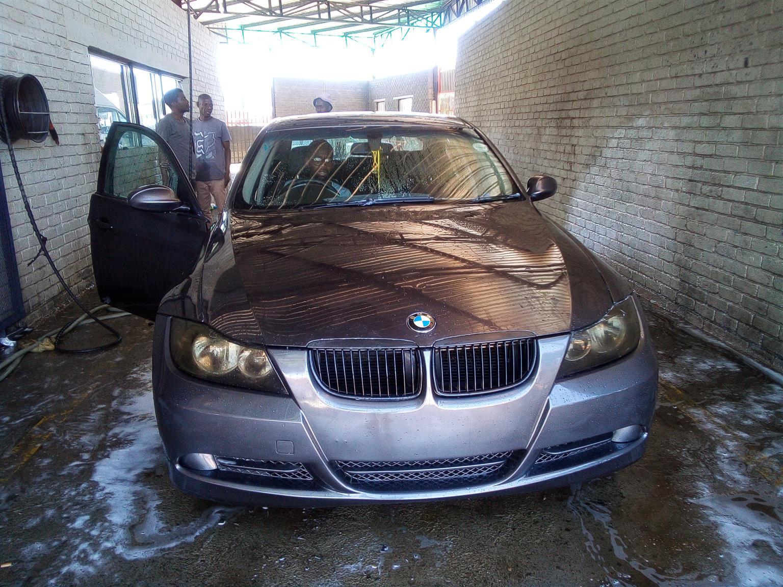 2009 BMW 3 Series sedan 320D M SPORT A/T (G20)