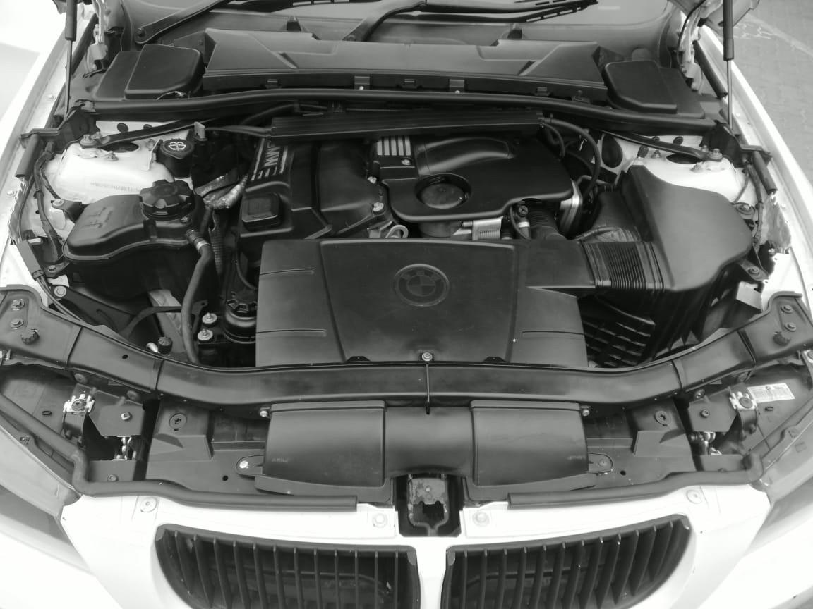 2008 BMW 3 Series sedan 320i M SPORT A/T (G20)