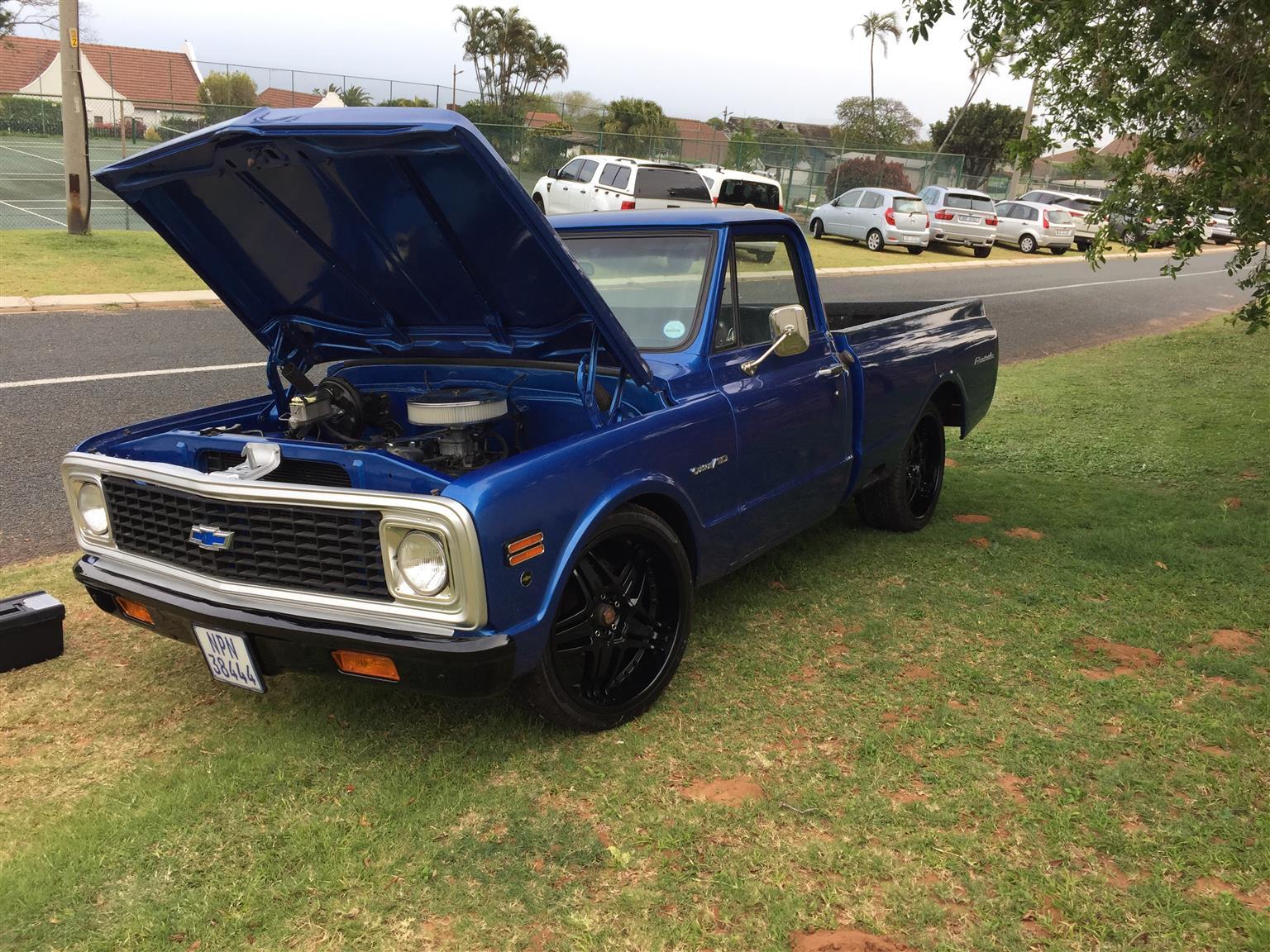 1969 Classic Cars Chevrolet