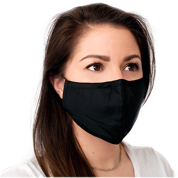 3-PLY Protective Cloth Face Masks
