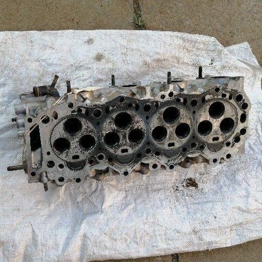 Mazda 2.5 WL turbo Diesel head for pick