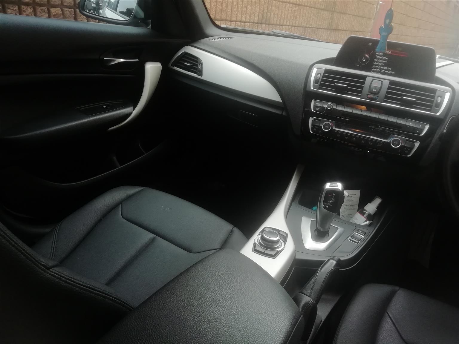 BMW 118i 2018