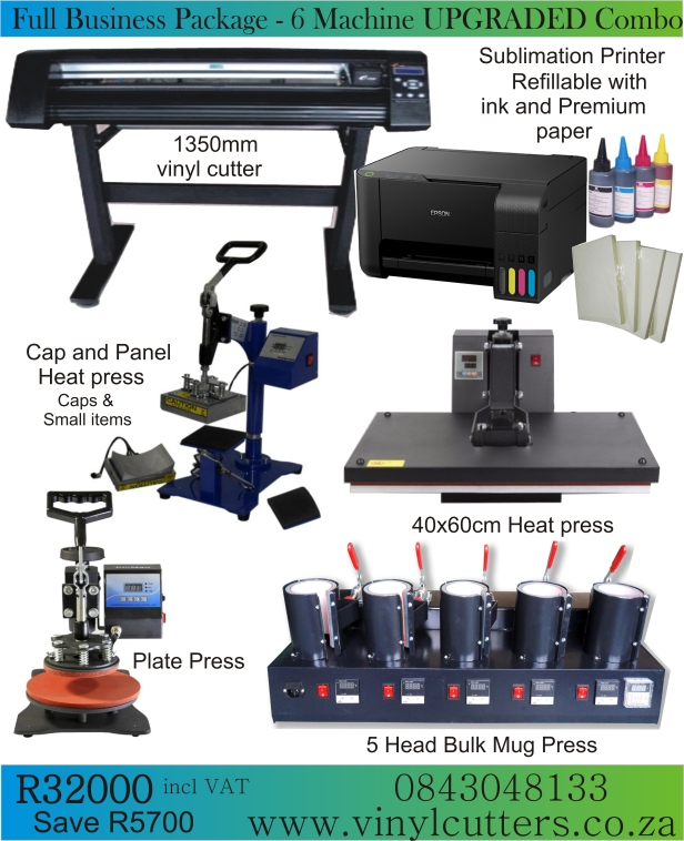 Be your own Boss! Start a printing business today!