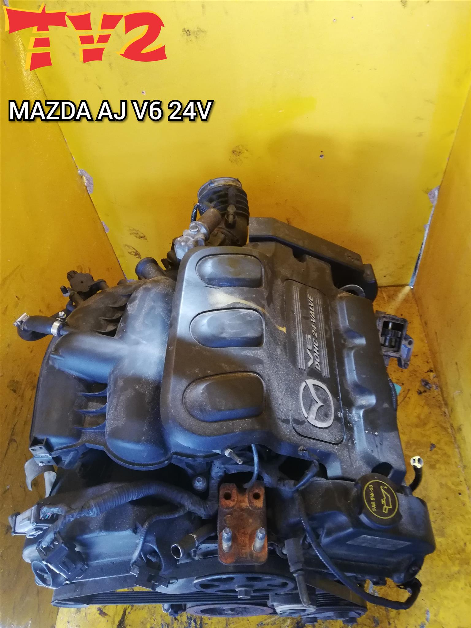 MAZDA- AJ V6 24V ENGINE FOR SALE