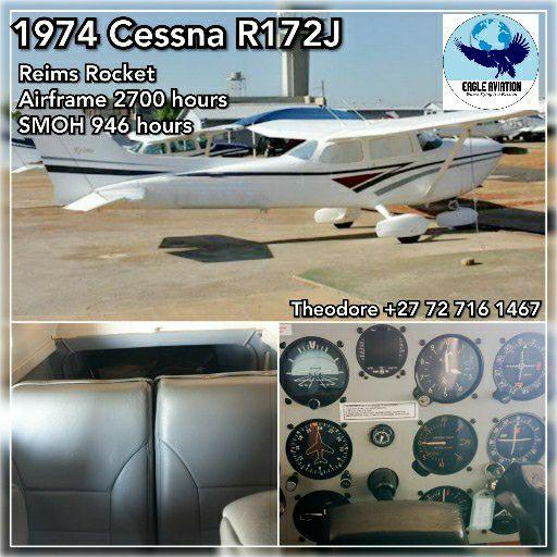 1974 CESSNA 172J Reims Rocket
