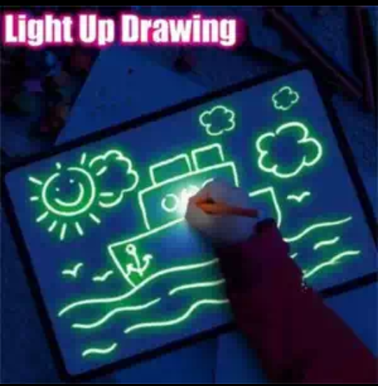 illuminating drawing board for kids Size A3