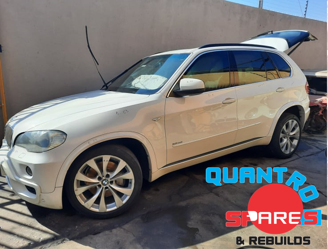 Bmw x5 e70 2008 3.0sd m57 n2 stripping for spares