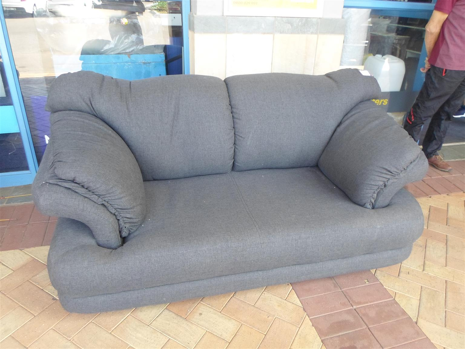 Upholstered 2 Seater Couch
