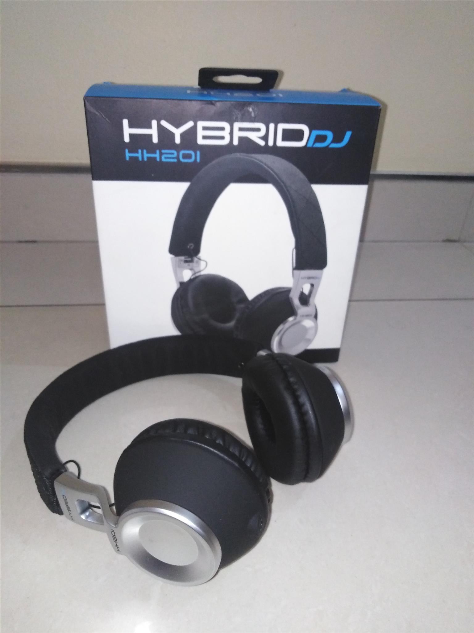 Hybrid HH201 Wired Headphones