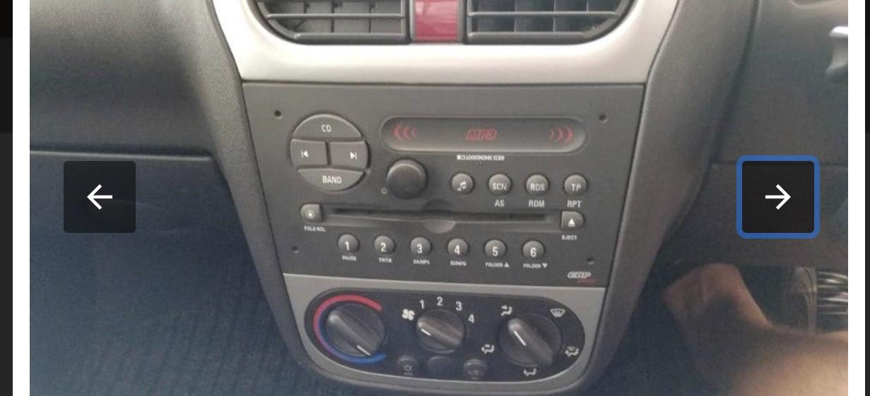 2012 Chevrolet Corsa Utility 1.8 Club