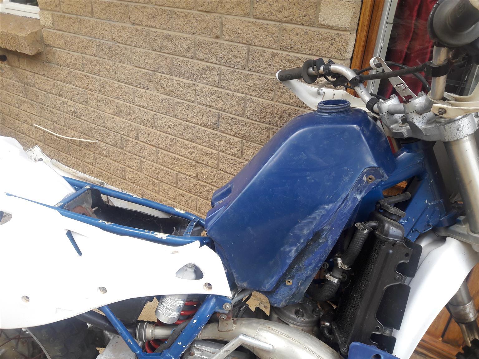 1995 Yamaha WR